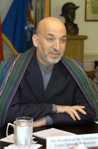 Presedintele Afganistanului este maniaco-depresiv