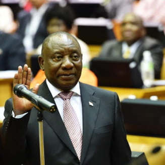 """Presedintele Africii de Sud, tara grav afectata de pandemie, cere statelor bogate sa cedeze o parte din vaccinurile anti COVID: """"Au achizitionat cantitati mari"""""""