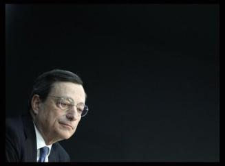 Presedintele BCE: Situatia economica este foarte grava