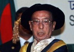 Presedintele Bangladeshului a murit la 84 de ani