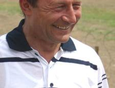 Presedintele Basescu si inculpatul Stanculescu si-au dat intalnire in Carrefour