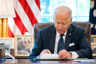 """Presedintele Biden spune ca jumatate dintre liderii lumii ii cer vaccin impotriva COVID-19. """"Cred ca putem produce mult mai multe vaccinuri"""""""