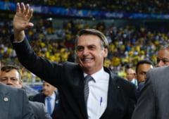Presedintele Braziliei, Jair Bolsonaro, anunta ca a fost testat pozitiv cu noul coronavirus: Ma simt foarte bine acum
