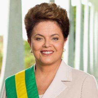 Presedintele Braziliei a fost suspendat din functie de Parlament