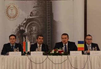 Presedintele Bulgariei, la CCIR: Mesaj puternic pentru cooperarea cu Romania