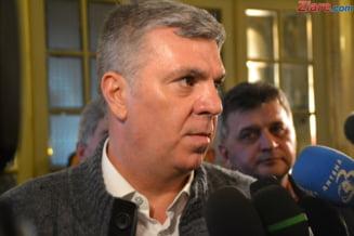 Presedintele C.Deputatilor: A te numi Zgonea in ziua de astazi nu este o mare placere