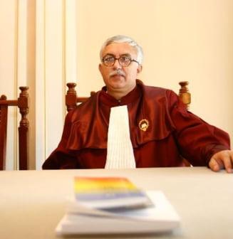Presedintele CCR: Decizile Curtii sunt general obligatorii de la publicarea in Monitorul Oficial