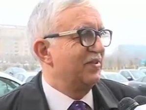 Presedintele CCR ii raspunde directorului SRI si asteapta declaratia de incompatibilitate a lui Grebla