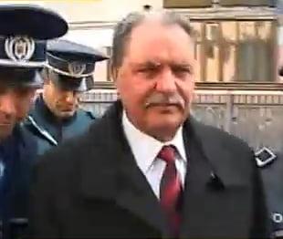 Presedintele CJ Arges a fost arestat. Nicolescu a facut atac de cord