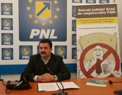 """Presedintele CJA Nicolae Iotcu: """"Salvati Judetul Arad de cleptocratia PSD"""""""