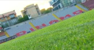 Presedintele CS DInamo promite refacerea stadionului din Stefan cel Mare