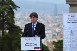 Presedintele Cataloniei nu accepta decizia Madridului: E cel mai urat atac de dupa Franco