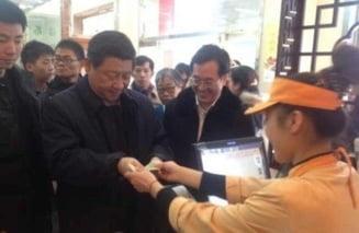 Presedintele Chinei, intr-o ipostaza inedita