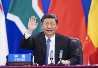 Presedintele Chinei, mesaj de sustinere pentru Donald Trump si sotia sa, Melania