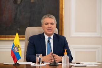 """Presedintele Columbiei lanseaza un apel la actiune contra lui Maduro pentru """"crimele sale impotriva umanitatii"""""""