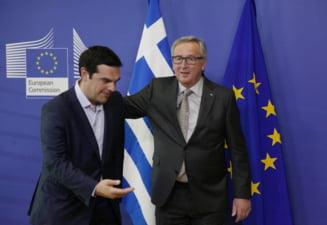 Presedintele Comisiei Europene: Grecii nu trebuie sa se sinucida pentru ca le e frica de moarte