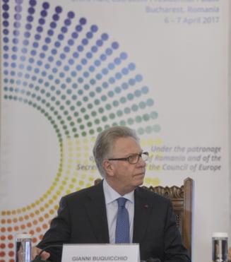 Presedintele Comisiei de la Venetia, despre atacurile la independenta justitiei: Nu exista o mentalitate democratica. Vor sa schimbe legea pentru ca nu sunt satisfacuti de deciziile justitiei