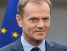 Presedintele Consiliului European: Traficantii de imigranti sunt criminali