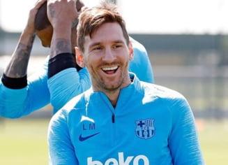 Presedintele FC Barcelona, anunt despre viitorul lui Leo Messi