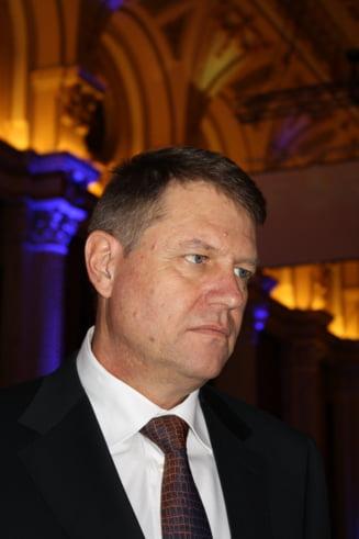 Presedintele FDGR: Eram ferm convins ca va castiga Klaus Iohannis
