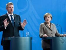 Presedintele FDGR: Merkel a laudat justitia romaneasca, dar a criticat Parlamentul (Video)