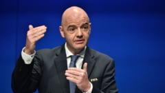 Presedintele FIFA, primul anunt despre revenirea fanilor in tribunele meciurilor de fotbal