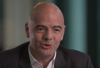 Presedintele FIFA da peste cap planul pus la cale de Viorica Dancila in fotbal