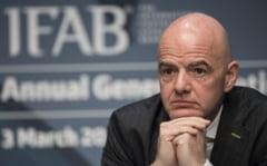 Presedintele FIFA i-a scris lui Razvan Burleanu: Iata scrisoarea semnata de Gianni Infantino