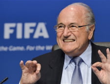 Presedintele FIFA l-a ironizat pe Cristiano Ronaldo