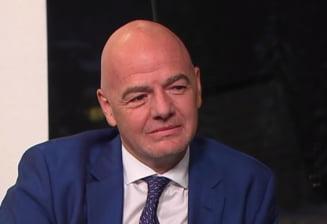 Presedintele FIFA le raspunde criticilor