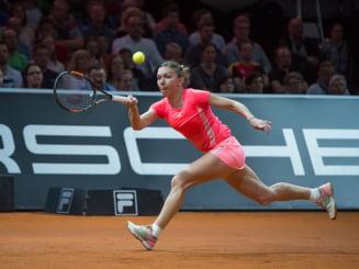 Presedintele FR de Tenis dezvaluie ce problema a avut Simona Halep in semifinala cu Wozniacki