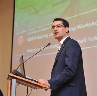Presedintele FRF, avertisment dur pentru Steaua dupa razboiul cu nationala: Jucatorii risca suspendari record