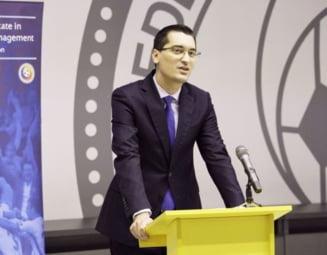 """Presedintele FRF ii raspunde lui Becali: """"E simplu, nu vom avea arbitri straini"""""""