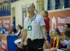 Presedintele Federatiei Romane de Handbal, despre demiterea selectionerului Tomas Ryde