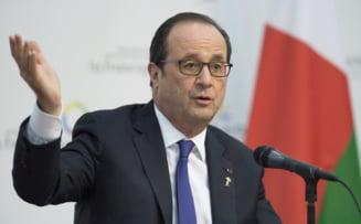 Presedintele Francois Hollande nu candideaza pentru un nou mandat. Decizie fara precedent, comenteaza presa