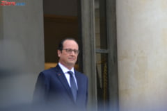 Presedintele Frantei, Francois Hollande, vine marti in Romania