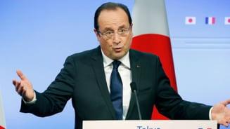 Presedintele Frantei linisteste Europa: Criza din zona euro s-a incheiat