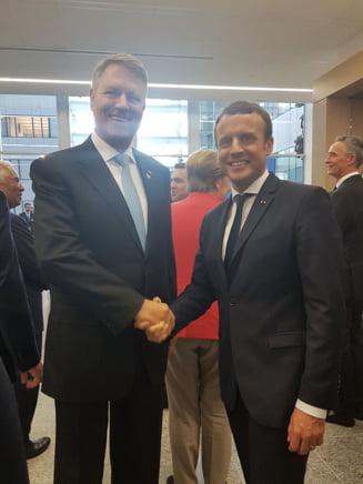 Presedintele Frantei vine in Romania