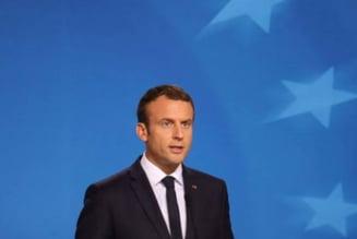Presedintele Frantei vine luna asta in Romania (Surse)