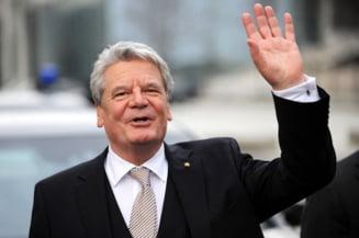 Presedintele Germaniei i-a scris lui Klaus Iohannis - ce mesaj i-a transmis