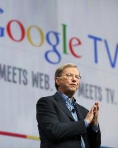 Presedintele Google: Epoca televiziunii s-a incheiat deja