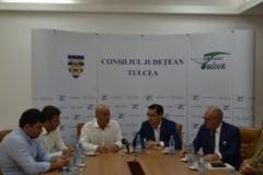 Presedintele Horia Teodorescu a identificat impreuna cu presedintele FRF Razvan Burleanu locatia pentru o noua baza sportiva