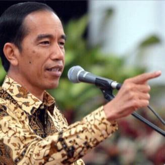 Presedintele Indoneziei, dupa atacurile din Jakarta: Urmariti-i si prindeti-i pe acesti indivizi si reteaua lor!