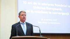 Presedintele Iohannis, despre pozitia Romaniei fata de atacul din Siria: Suntem solidari cu partenerii nostri