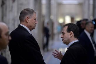 Presedintele Iohannis, discutii la Cotroceni cu liderul PNL Ludovic Orban. Functionarea coalitiei si Planul National de Redresare, temele abordate - SURSE