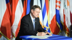 Presedintele Iohannis, dupa summitul de la Roma: Textul declaratiei este pozitiv si echilibrat