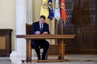 Presedintele Iohannis, in fata instantei: Incepe procesul la Inalta Curte