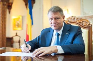 Presedintele Iohannis, prima reactie la solicitarea MAE de a-l rechema pe George Maior, ambasadorul Romaniei in SUA