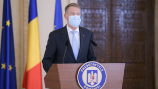 Klaus Iohannis a promulgat proiectul de lege FOTO Administratia Prezidentiala