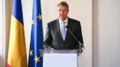 Presedintele Iohannis anunta ca retrimite Legea referendumului la Curtea Constitutionala